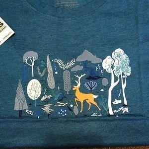 Women's Deer Forest T-Shirt by Mountain Khakis